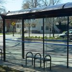 Brant Street transit shelter | Ward 2 Burlington