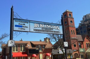 Burlington downtown at Village Square | Ward 2