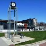 Discovery Landing clock | Ward 2 | Burlington