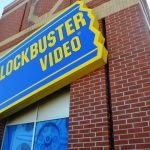 Blockbuster location on Brant   Tim Hortons