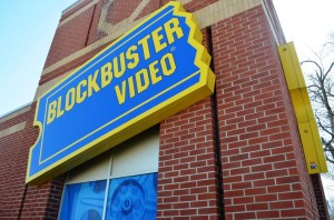 Blockbuster location on Brant | Tim Hortons
