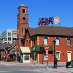 Burlington's Village Square