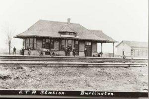 Freeman Station Burlington