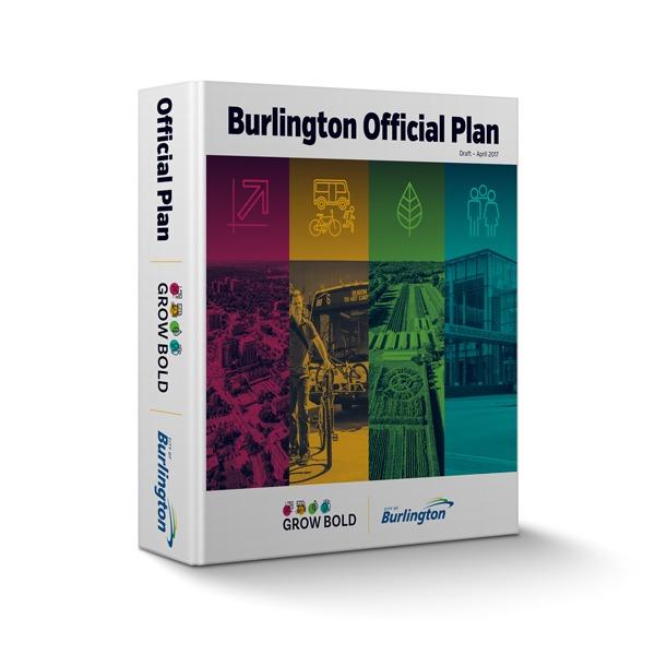Burlington Official Plan