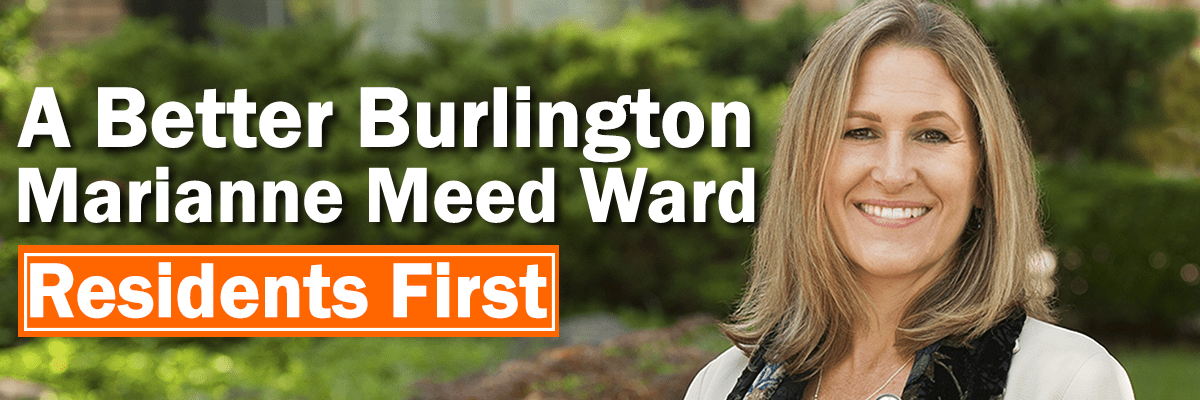 A Better Burlington | Marianne Meed Ward