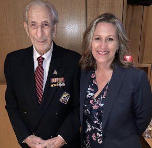 Burlington Mayor Visits Juno Beach for 75th Anniversary of D-Day