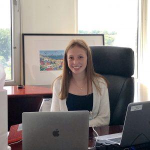 Kaitlyn our intern