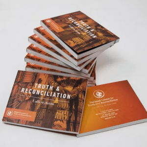 Truth and Reconciliation 94 Calls to Action