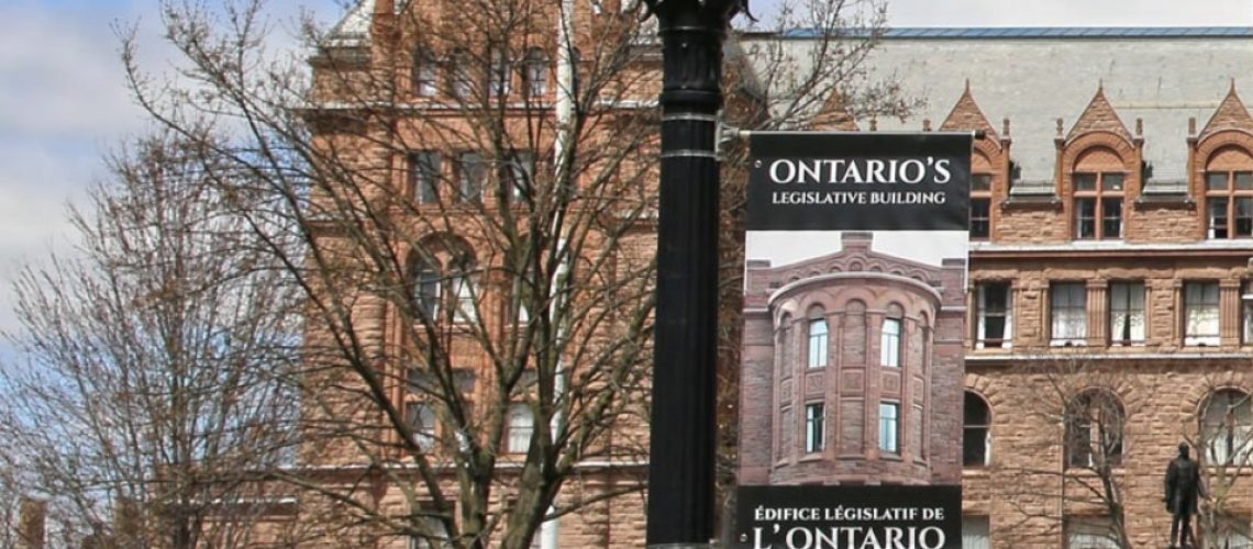The Legislative Assembly of Ontario / ola.org photo