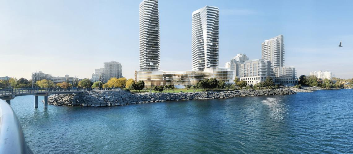 2020-lakeshore-Waterfront Hotel-rendering