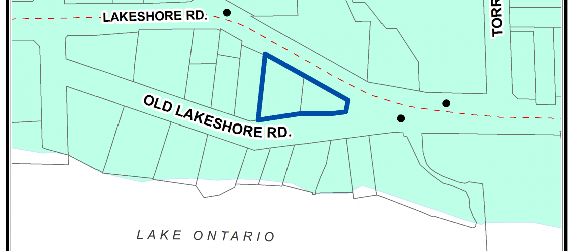 2107 Old Lakeshore Rd 2119 Lakeshore Rd Map