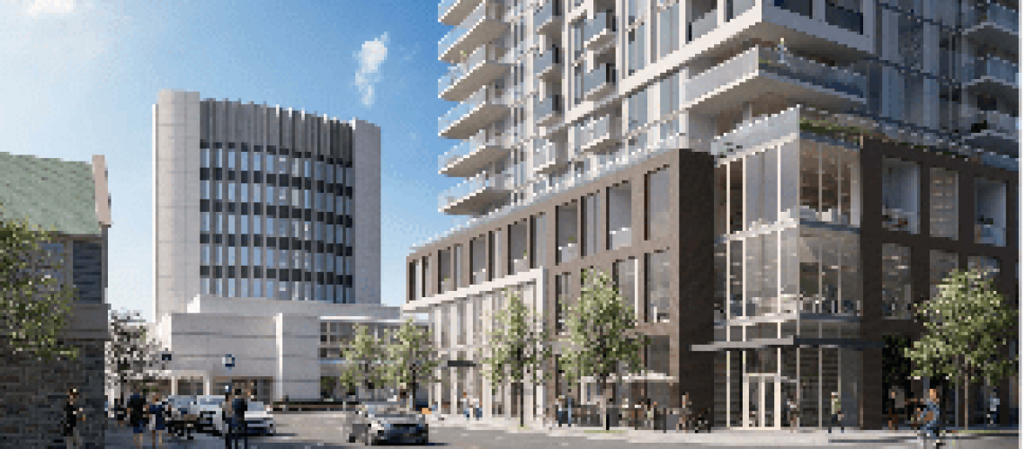 23 storeys is just the beginning; more highrises coming in proposed downtown plan