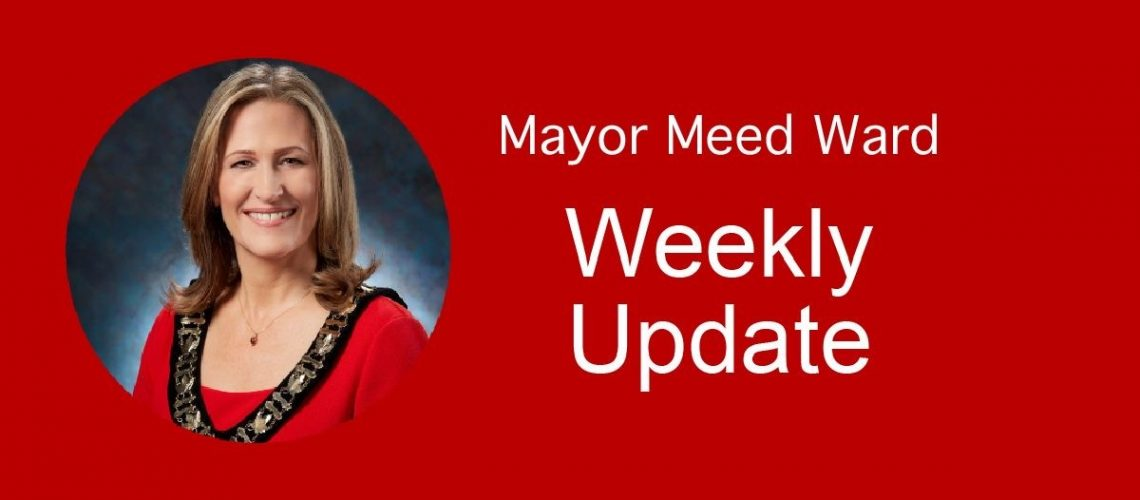 Mayor's Weekly Public Update