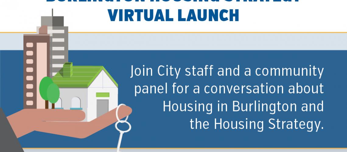 Burlington Housing Strategy Launch