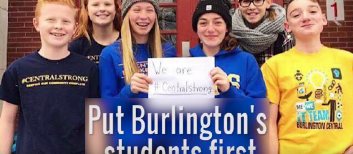 Burlington Schools Trading Over Capacity for Under Capacity YouTube