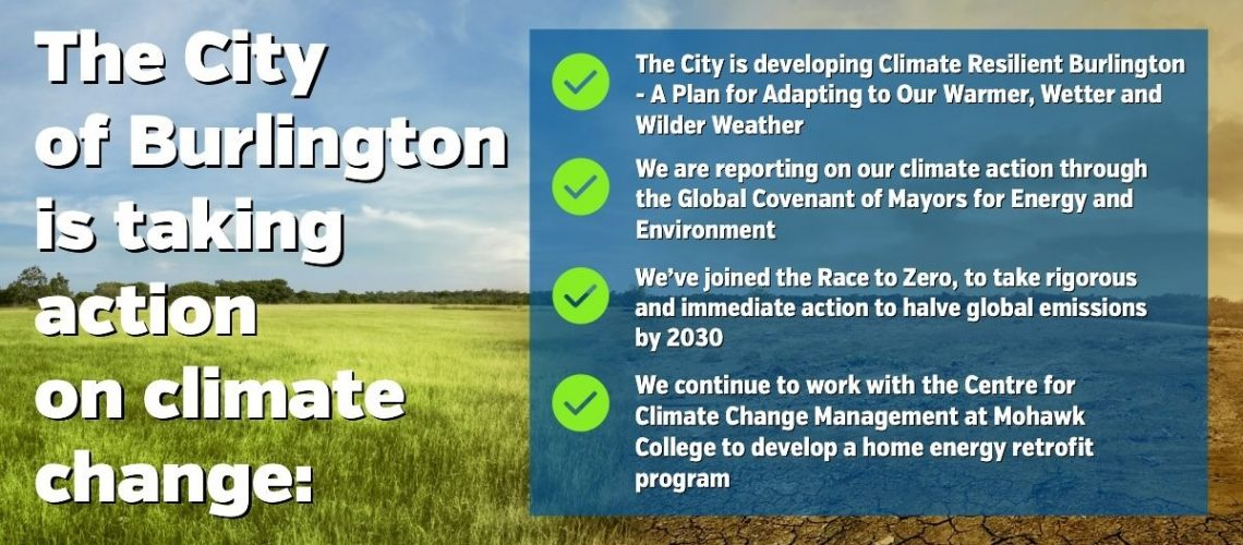 CIty Climate Change Action News Release
