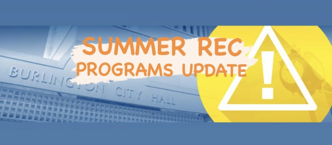 COVID-19_Summer Programs Cancelled