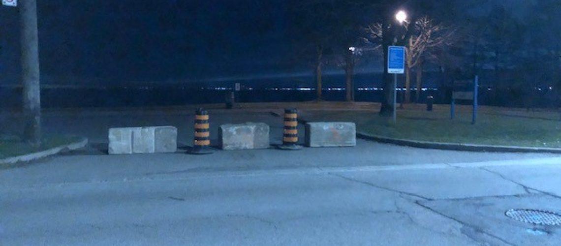 COVID19_Parking lot closures 01