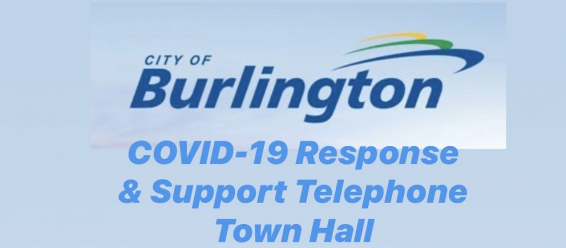 COVID19_Telephone Town Hall