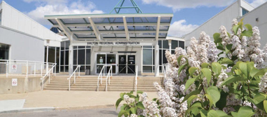 Halton Regional Centre / Halton Regional Council