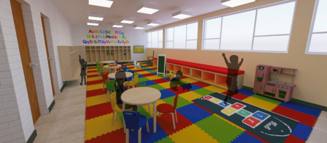 EPUC Child Care Centre is a non-profit, non-denominational early-learning environment.