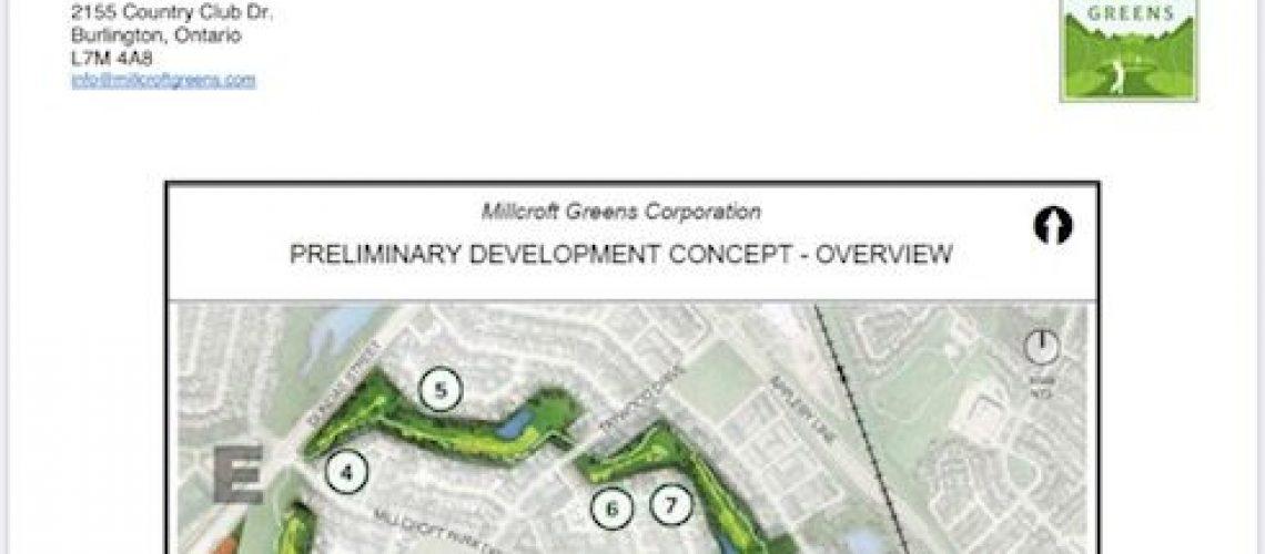 Millcroft Greens