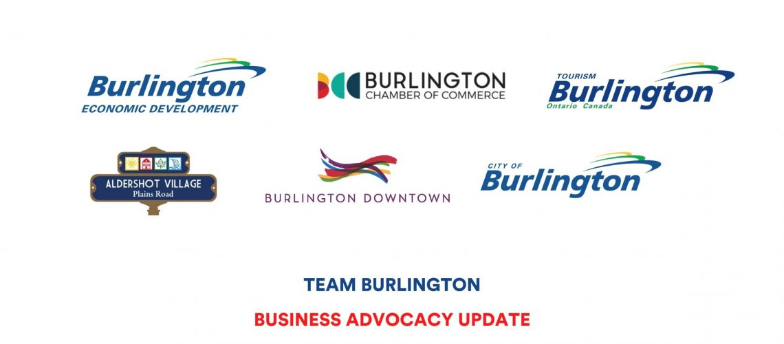 LOGO_Team Burlington_Business Advocacy Update