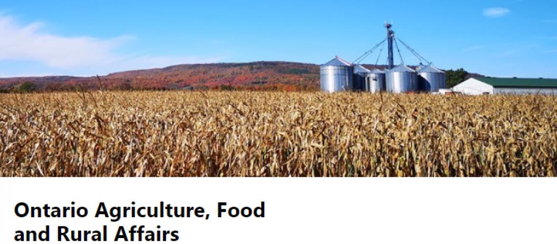 Ontario-Agriculture