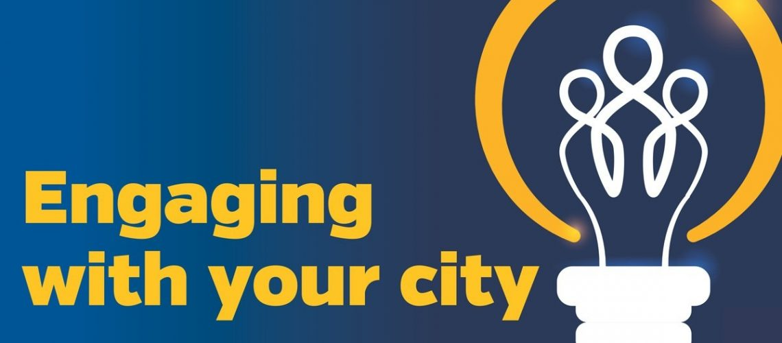 STOCK_Engaging with your city