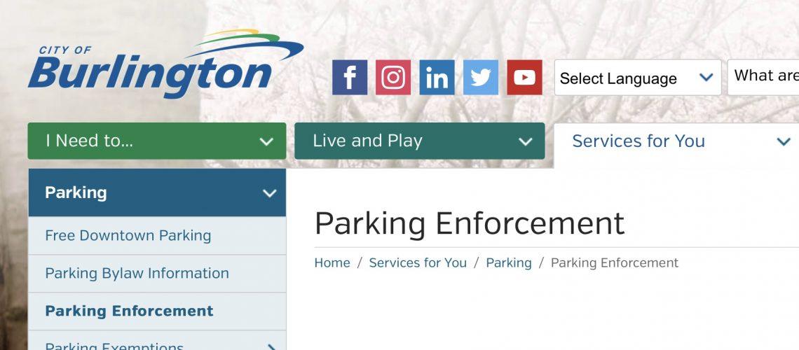 STOCK_Parking Enforcement