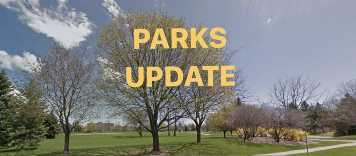 STOCK_Parks Updates