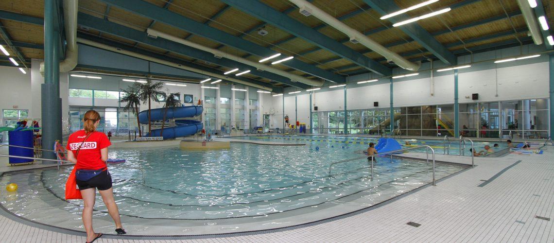 Tansley Woods Pool / City of Burlington photo