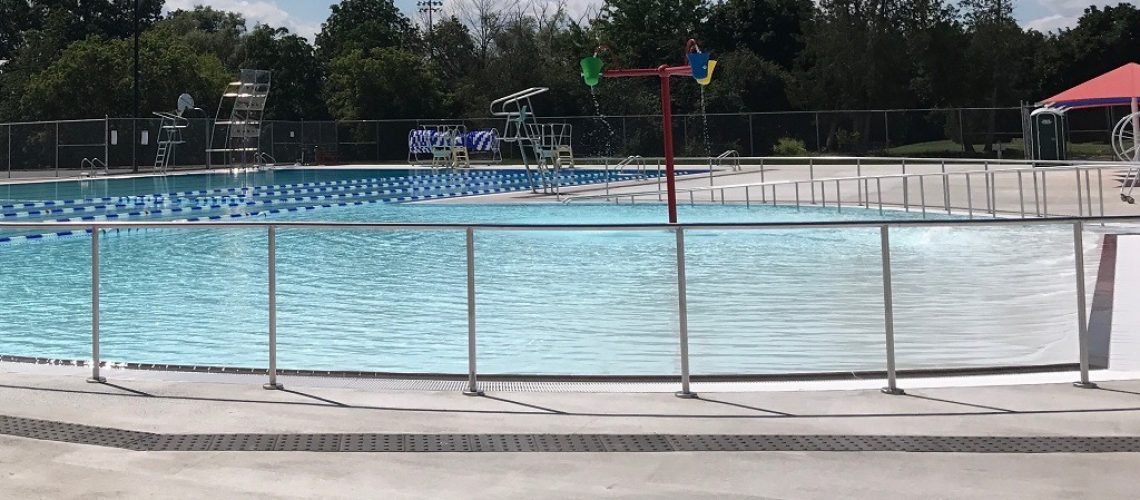 Nelson Pool and Splash Park.