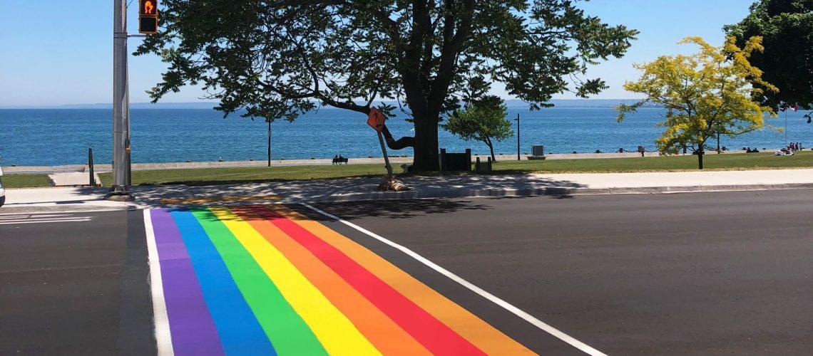 STOCK_Rainbow_Crosswalk_Lakeshore and west of Brant_Cleanedup_02