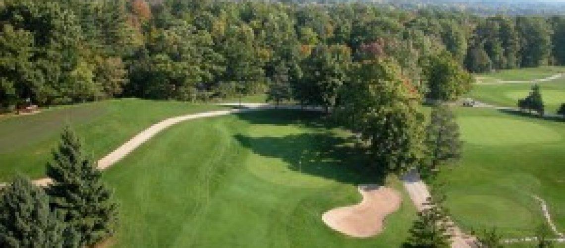 STOCK_Tyandaga Golf Course