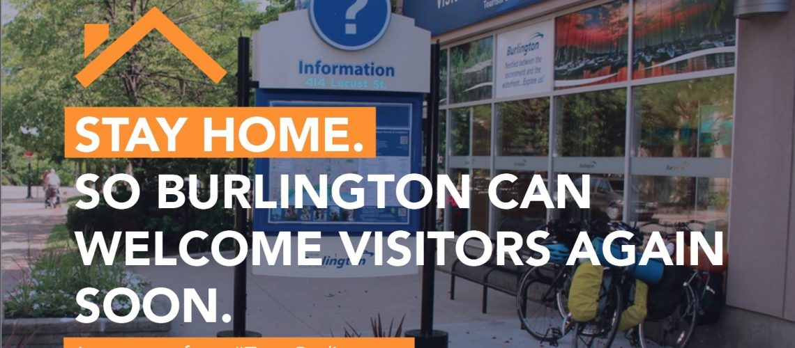 Stay Home Campaign_Burlington Tourism