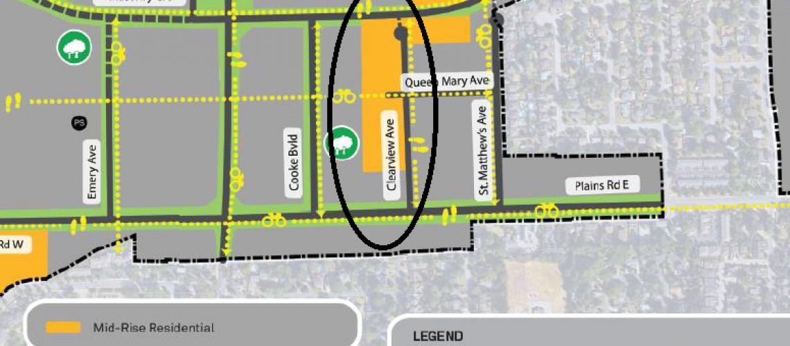 clearview precinct map